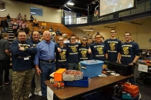 Euclid HS Robotics Team