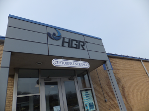HGR Entrance