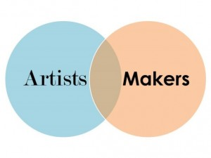 Maker Venn Diagram
