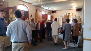 Polka Hall of Fame Euclid Handelskammer Kaffee Conversations