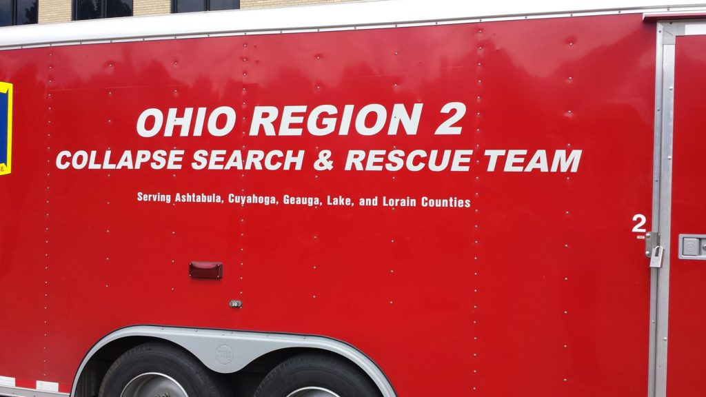 Ohio Region 2 Collapse Search & Rescue Team