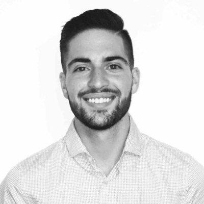 Justin Mobilian, HGR's summer intern