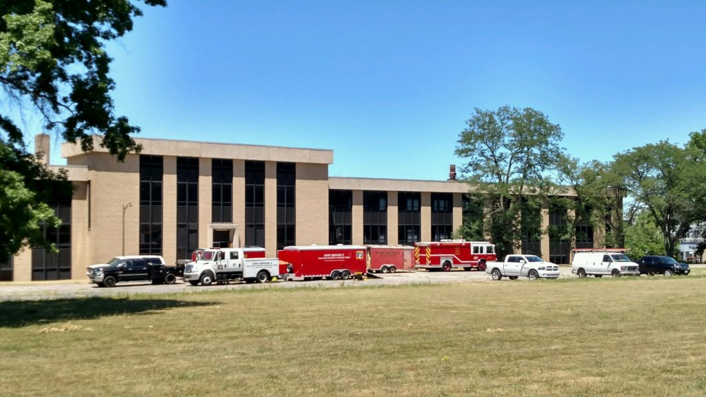 Ohio Region 2 Collapse Search and Rescue at HGR