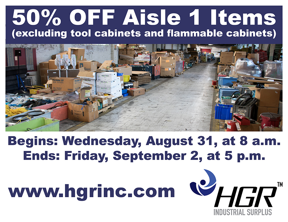 HGR August 2016 flash sale