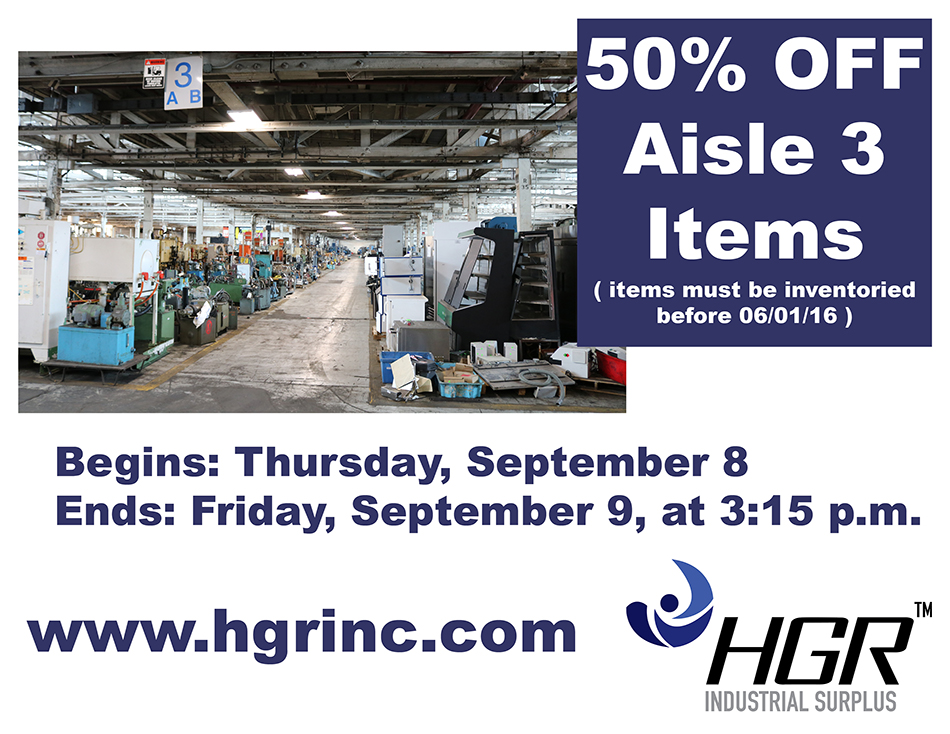 HGR flash sale