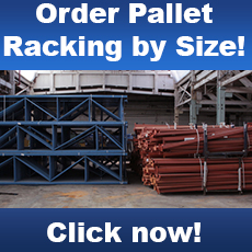 Pallet Rack Request Form