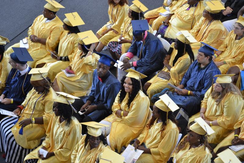 Cleveland Job Corps graduation