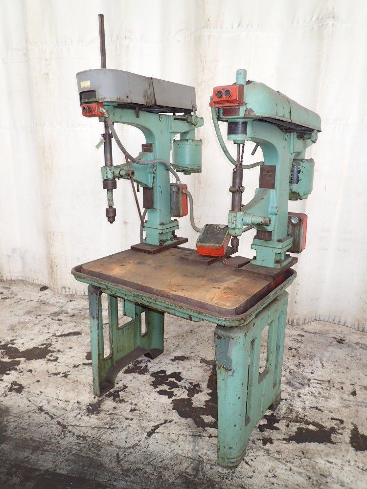HGR drill press
