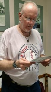 Rich Yonakor at Slo-Pitch Softball Hall of Fame and Museum