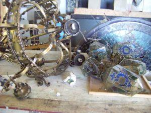 Brotinn chandelier