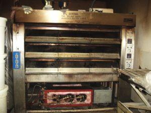 horno de panadería