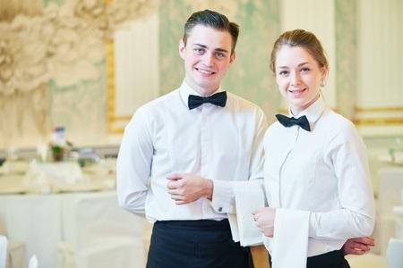 Kelner ja ettekandja