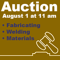 machine shop auction hgr