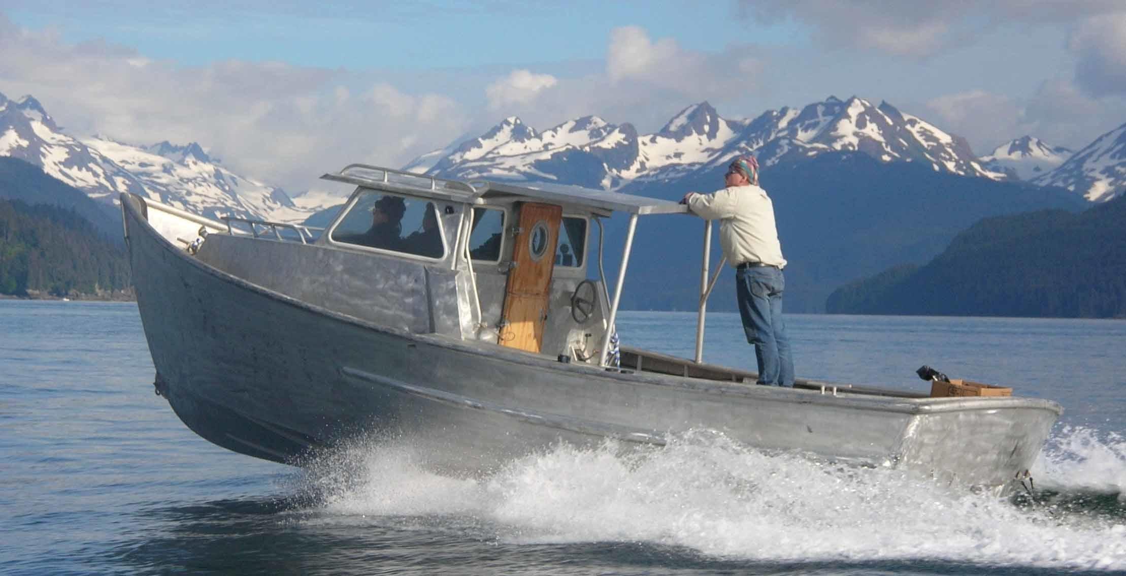Paseo en barco de Kevin Morin Eldred