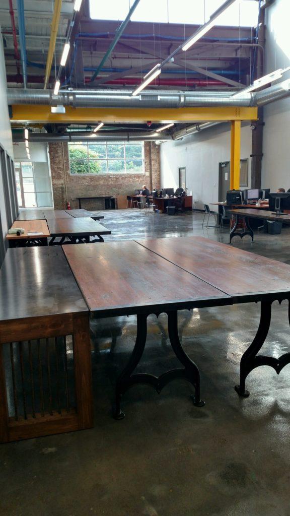 Il nuovo spazioso ufficio vendite di HGR