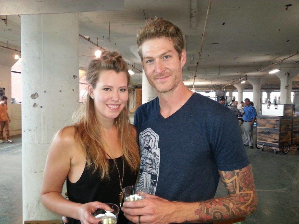 Jason və Amanda Radcliffe 44 Çelik