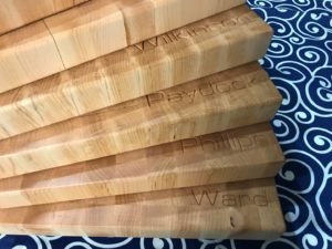Wood Thingamjigs cutting boards