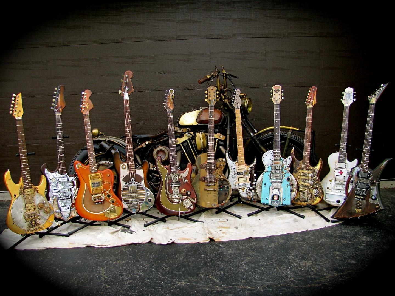 Tony Cochran Guitars kitaar vignet