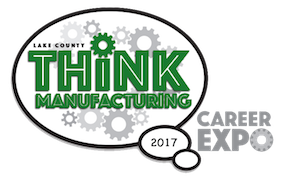 Alliance for Working Together Think Manufacturing Career Expo Logo