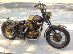 Tony Cochran Harleycaster
