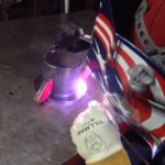 David D'Souza welding