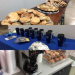 Euclid Chamber of Commerce Coffee Connection HGR Industrial Surplus coffee and pastry