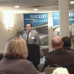 DiSalvo Euclid Chamber of Commerce Amazon luncheon