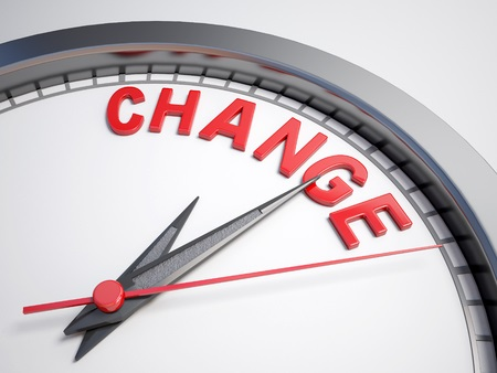 jam dengan perubahan