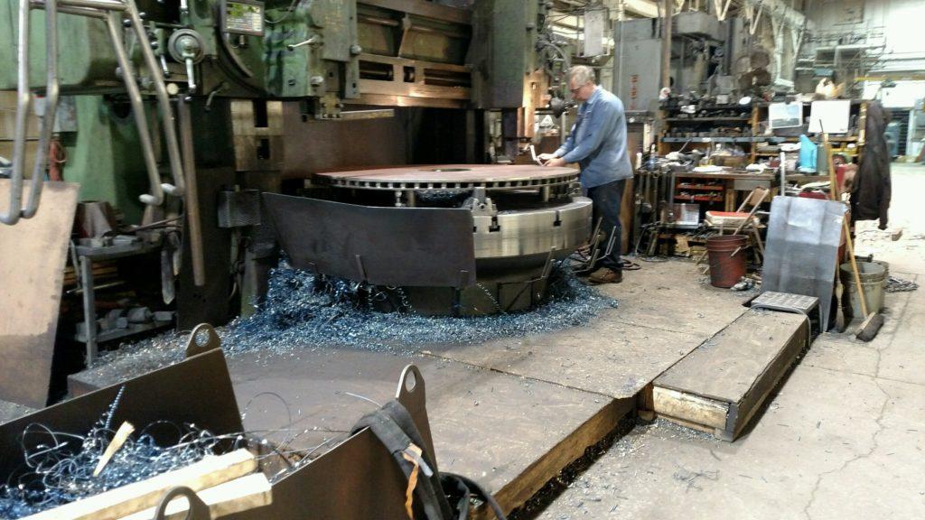 Bwason machin & fabrikan pati yo te machin
