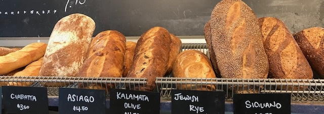 خبز ستون فرن مخبز