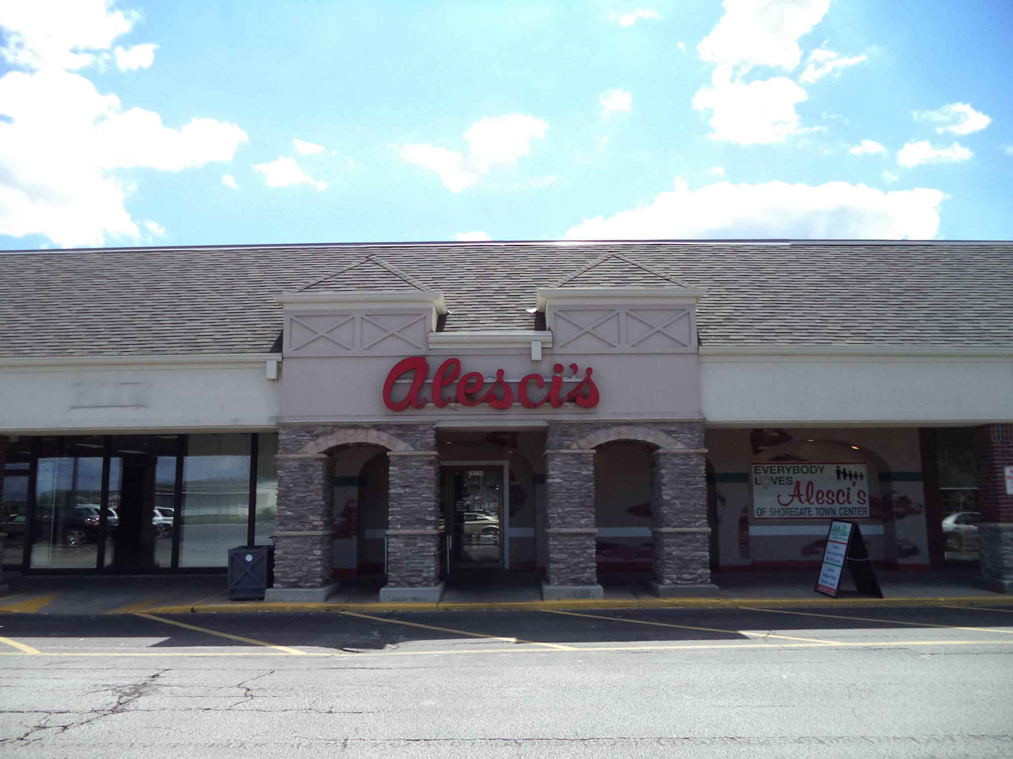 Alesci's of Willowick at Shoregate