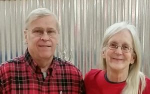Bill and Colleen Ulbrich of American Eagle Antiques