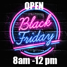 Black Friday Machinery Sale
