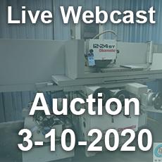 online auction for plastic equipment