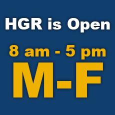 HGR Promotion