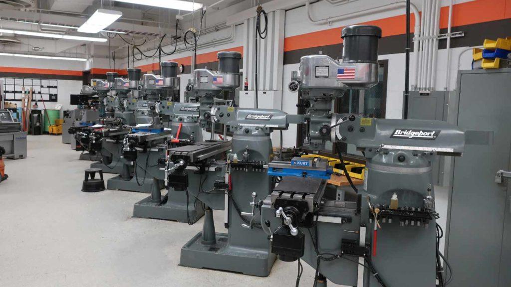 machine shop example