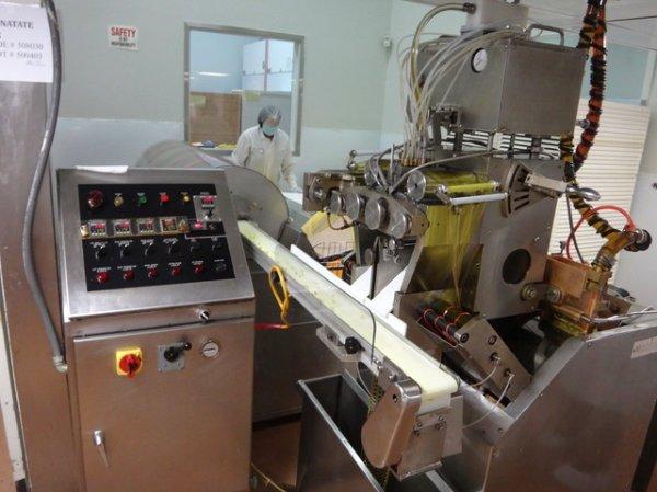 Major Nutraceutical Softgel Manufacturer Auction