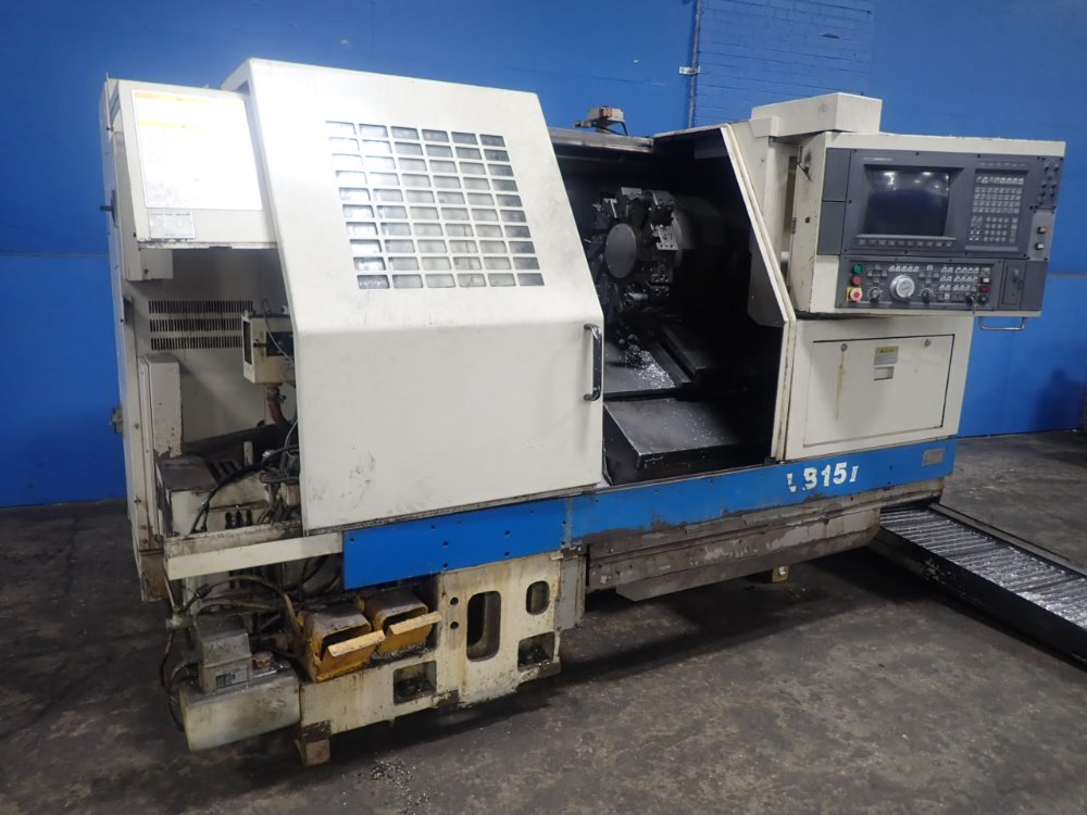 Machinery Manufacturer Highlight – Okuma
