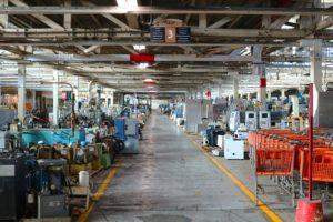 hgr warehouse aisle